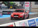 EVOLVE TUNED BMW M5 F10 Trying to get a 10second car