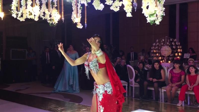 جديد ألا كوشنير فيديو رقص شرقي ٢٠١٨ New belly dance video Alla Kushnir 2018 - YouTube