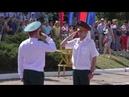 Выпускной в Республиканском военном лицее ДНР 2018