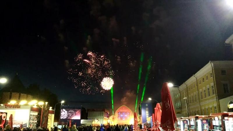 Нижний Новгород 2018
