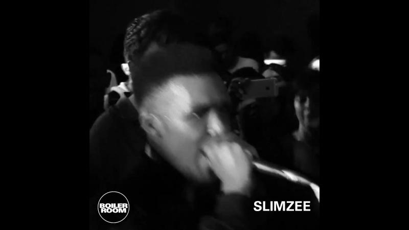 Boiler Room London: Slimzee