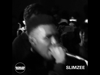 Boiler Room London: Slimzee