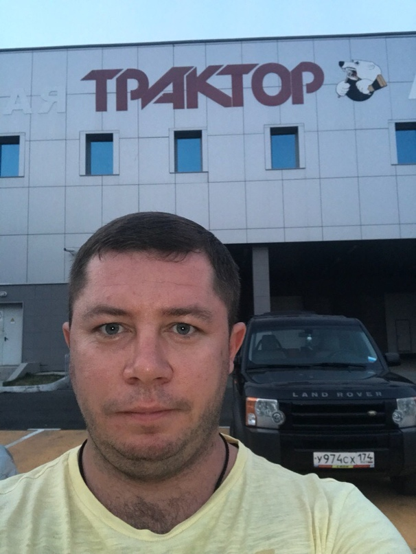 Александр Новик   Челябинск