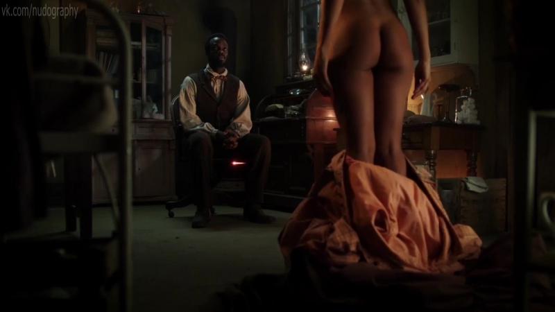 Тесса Томпсон (Tessa Thompson) голая в сериале