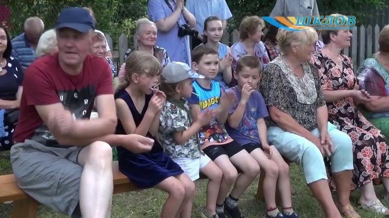 День Петра и Павла и день рождения Петра Алейникова встретили в Кривеле