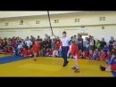 Соревнования по самбо. Севастополь. Настя Т-34 3