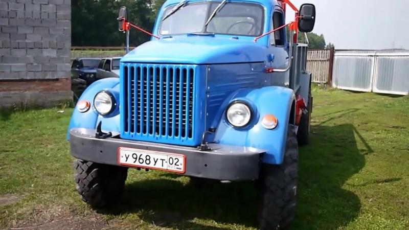 ГАЗ 63 (1958)