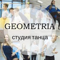 Логотип Студия танца ГЕОМЕТРИЯ