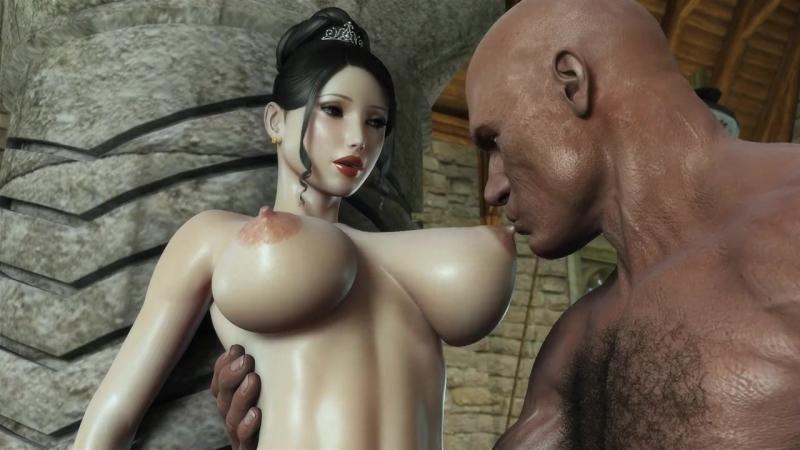 [ Hentai 3D ] Secret of Beauty