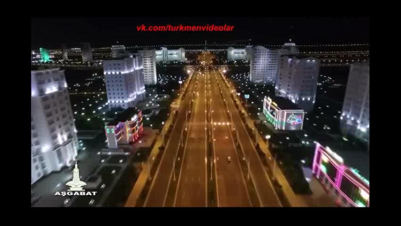 The Largest Cities in Central Asia - Merkezi aziýanyň iň uly şäheri