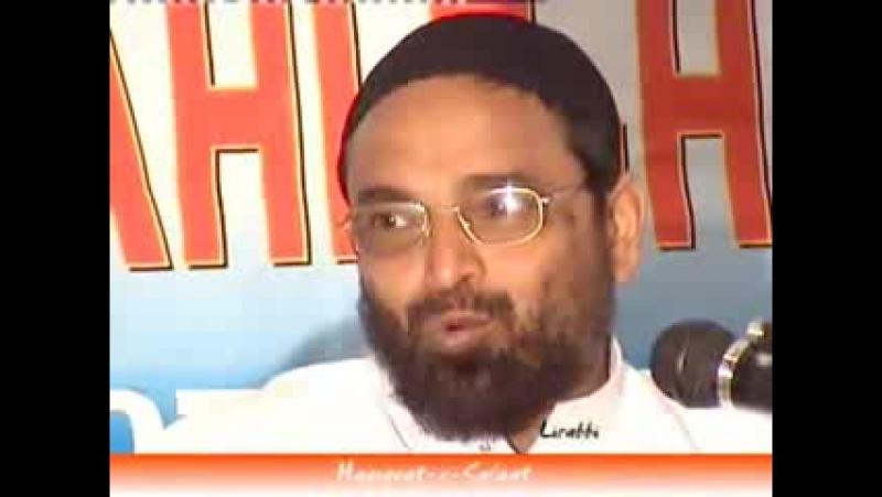 Namaz Ki Haqeeqat -Shaikh Jalaluddin Qasmi