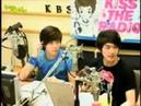 080709 DJ Джонхён на радио SuKiRa (Kiss the Radio)