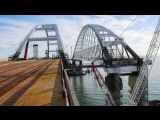 Тест-драйв от RT: Пётр Шкуматов отправляется в Крым по новому мосту