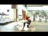 ТОП 5 лучших упражнений для бедер и ягодиц от Екатерины Усмановой | Workout