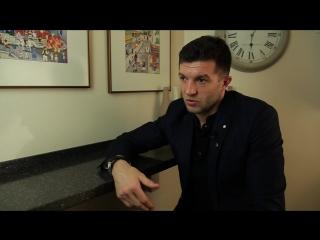 Интервью Степана Попова для портала
