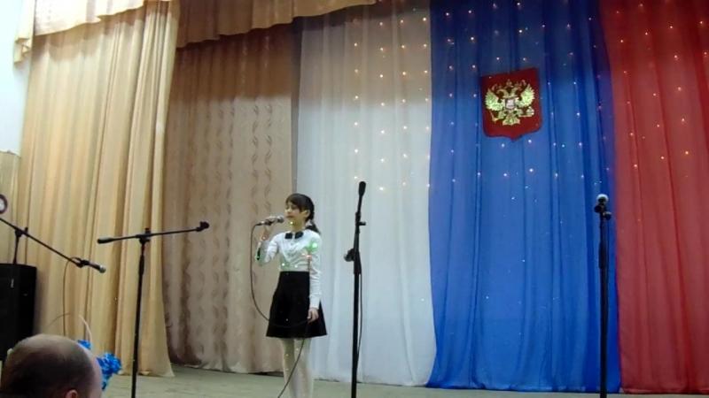 Стрижак Дарья Россия ты моя звезда