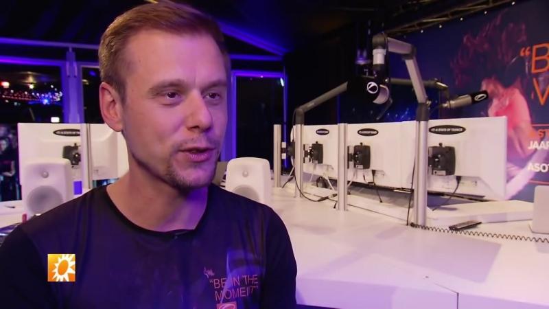 Armin van Buuren geeft een feestje RTL BOULEVARD WEEKEND EDITIE