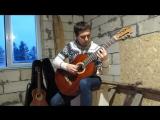 Новая гитара. Бразильская музыка. Айдар Галиакбаров