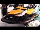 2018 Sea Doo GTI SE 130 Jet Ski - Walkaround - 2018 Boot Dusseldorf Boat Show