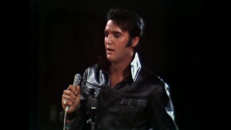 Elvis Presley - Heartbreak Hotel _ Элвис Пресли - Отель разбитых сердец 1968