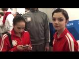 2018 Winter Olympics | Team Event | Олимпийский Комитет России | Наши идут вместе на лёд!