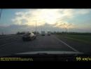 Два дебила на Газелях на платной М4 под Воронежем