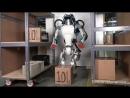 Нелегкая жизнь робота