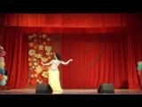 Меркулова Мария Студия Восточного Танца Салима г Саратов