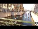 Утренняя САП-прогулка по Каналу Грибоедова, Мойке и Неве