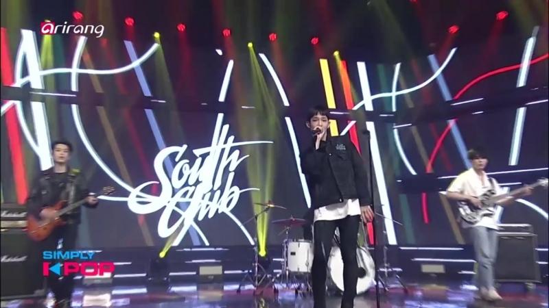 [Simply K-Pop] South Club(사우스클럽) _ OUTCAST(왕따) _ Ep.318 _ 062918