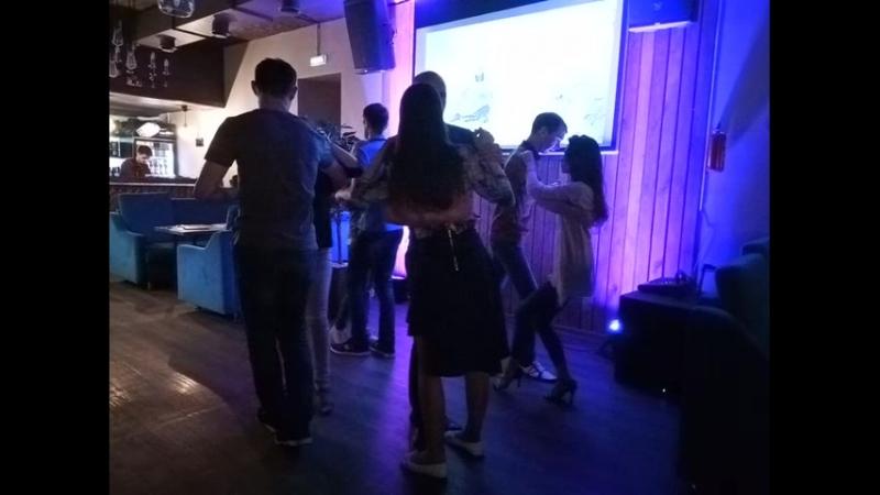 Вечеринка в кафе Main Street 20.05.2018 - кизомба 1