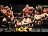 [Wrestling Ukraine]Highlights]WWE NXT Highlights 11 July 2018]Огляд Українською]
