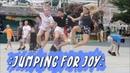 Jumping for Joy (WK 396.4) | Bratayley