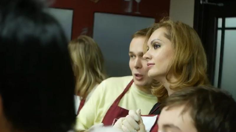 Кулинарный мастер-класс Высокая кухня Карелия Флореса в Академия Дель Густо