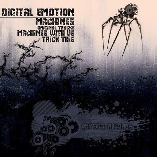 Digital Emotion альбом Machines