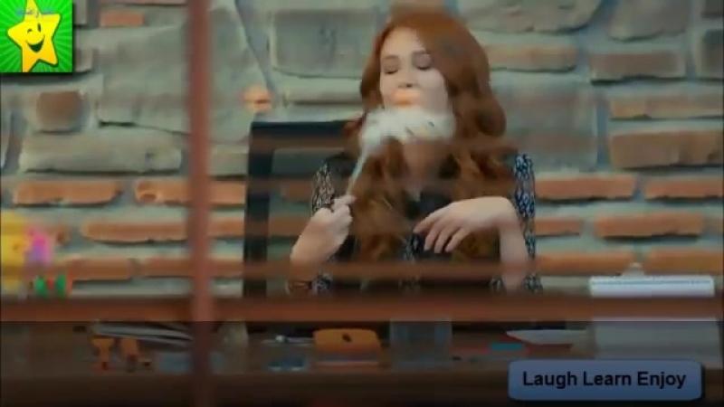 اغنية روسية مترجمة 2018 قمة في الروعة _انتي قلبي وشمسي الاغنية التاسعة ، (نص عربي روسي).mp4