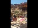 танцы на пляже Красного моря