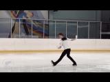 Александр Акимов Звёздный Лёд 20180412 Ice Prises B MS SP