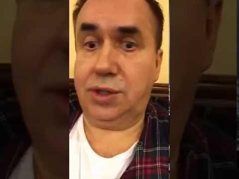 Садальский Станислав за кулисами театра репетиция 2016 год