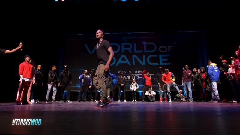Havoc   BattleFest Judge Showcase   World of Dance New York 2017   WODNY17