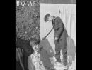 180215 Harper's BAZAAR Korea IG update