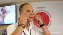 Выступление Огулова А Т на Дне здоровья в Учебном центре Предтеча