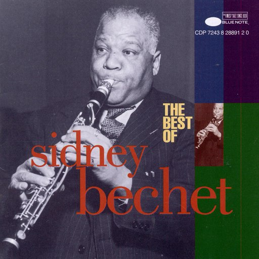 Sidney Bechet альбом The Best Of Sidney Bechet