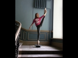 13-летняя балерина Яна Черепанова