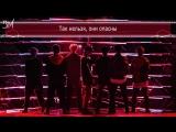 [RUS SUB] BTS – 보조개