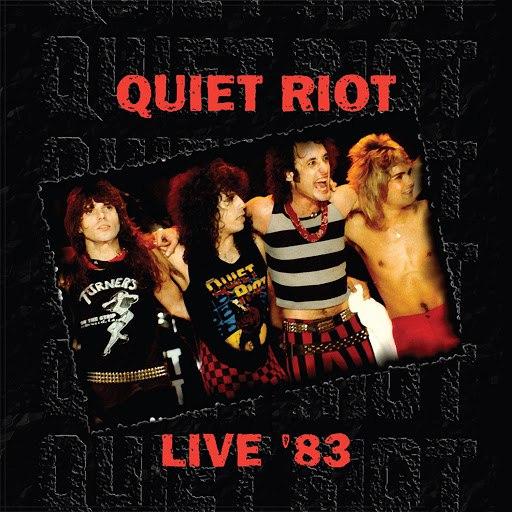 Quiet Riot альбом Backstage - Live 1983
