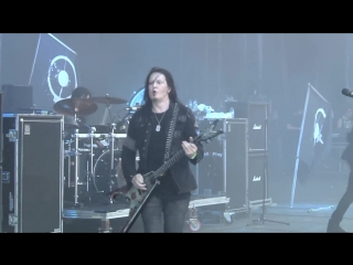 Arch Enemy 'Nemesis' LIVE (Resurrection Fest EG 2017) Full HD