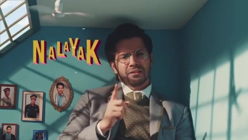 Варун Дхаван в рекламе печенья «Chak Chak Chabao»