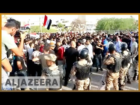 🇮🇶 Iraq: Protests rage over poor public services, unemployment | Al Jazeera English