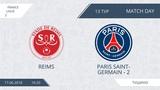 AFL18. France. Ligue 2. Day 13. Reims - PSG-2